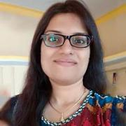 Trivedi Mewada Brahmin Bride
