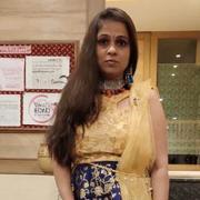 Chh Gam Patel Bride