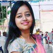 Vishwa Lingayat Bride