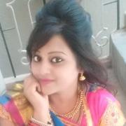 Lingayat Banajiga Divorced Bride
