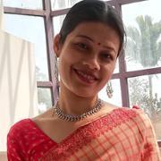 Bishnupriya Bride