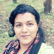 Sadhu Lingayat Divorced Bride