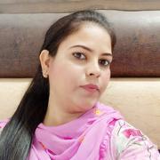 Megh Bhagat Bride