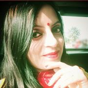 Gaur Brahmin Divorced Bride