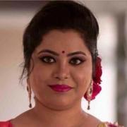 Kayastha Divorced Bride