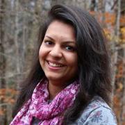 Leuva Patel NRI Bride