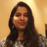 Audichya Zalawadi Brahmin Bride