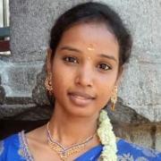 Veera Saivam Bride