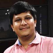 Dasha Shrimali Groom