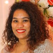 Christian-Roman Catholic (RC) Divorced Bride