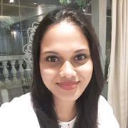 Gaud/Goud Saraswat Brahmin (GSB) Doctor Bride