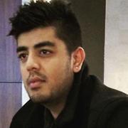 Leuva Patel NRI Groom