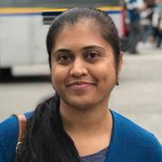 Brahmin Divorced NRI Bride