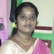 Vaniyar Chettiar Divorced Bride