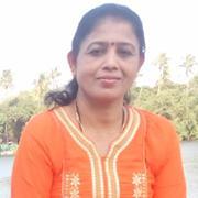 Poojary Billava Divorced Bride