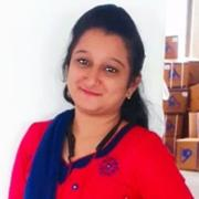 Dasha Shrimali Bride