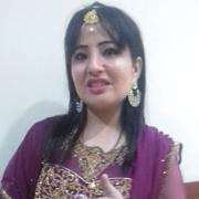 Pathan Divorced Bride