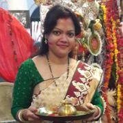 Poundra Kshatriya Divorced Bride