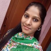 Kunchitiga Lingayat Bride
