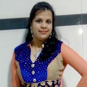 Maheshwari Marwari Divorced Bride