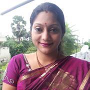 Dravida Brahmin Divorced Bride