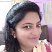 Rajgor Brahmin Divorced Bride