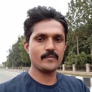 Gangatkar Gowda Divorced Groom