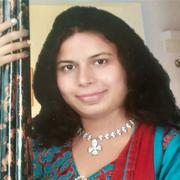 Sindhi Sahiti Divorced Bride
