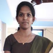Viswabrahmin Divorced Bride