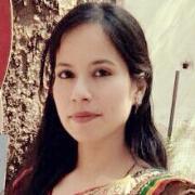 Sunni Muslim Bride