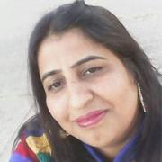 Arora Khatri Divorced Bride