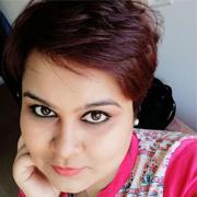 Sindhi Divorced Bride
