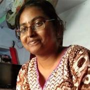 Viswabrahmin Bride