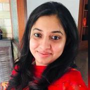 Gaud/Goud Saraswat Brahmin (GSB) Divorced Bride