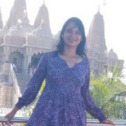 Vaishnav Vania Divorced NRI Bride